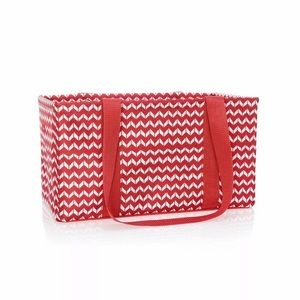 Medium Utility Tote Limited edition red ch…
